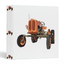 Vintage Tractor Binder