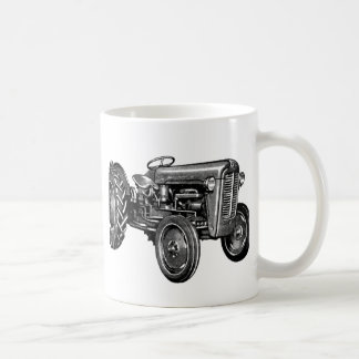 Vintage Tractor Coffee Mug