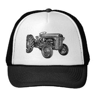 Vintage Tractor Mesh Hats
