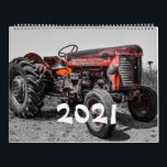 "Vintage Tractors 2021 Calendar<br><div class=""desc"">❤All designed with love by WitCraft Designs™! Personalize your way 👌 Find and follow us on social media (ⒻⓅⓉ) 📷 TAG #witcrafting and share your purchases on social media with us!! You can connect to all my social media accounts at www.witcraft.com Visit my designer profile to see all my shops...</div>"