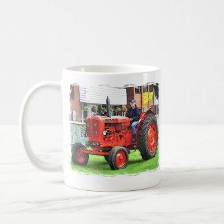 VINTAGE TRACTORS UK mug