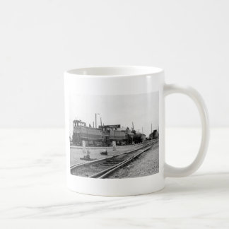 Vintage Train Engine Coffee Mug