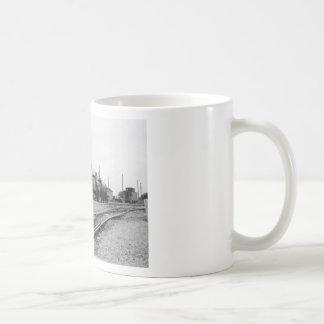 Vintage Train Engine Coffee Mugs