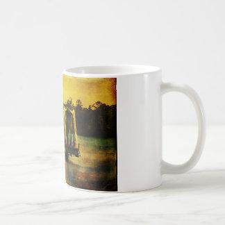 Vintage Train Trestle Coffee Mug