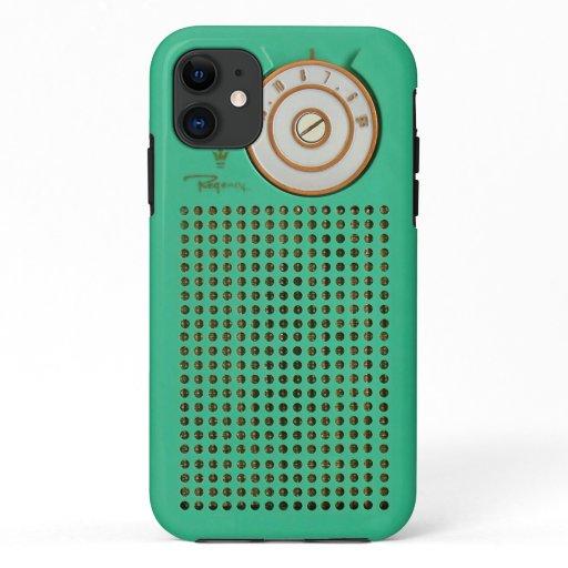 Vintage Transistor Radio iPhone 6 case
