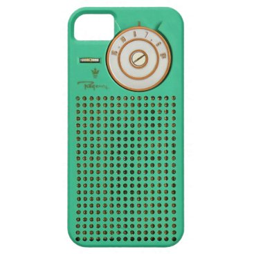 Vintage Transistor Radio iPhone 6 case