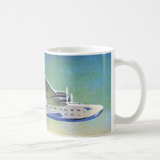 Vintage Transpacific Far East Travel Classic Mug