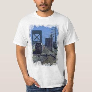Vintage transport - Bridge ahead T-Shirt