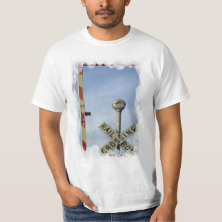 Vintage transport - Crossing and barrier T-Shirt