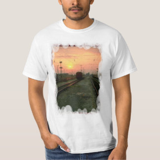 Vintage transport - Into the sunset T-Shirt