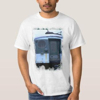 Vintage transport - Old rail car T-Shirt