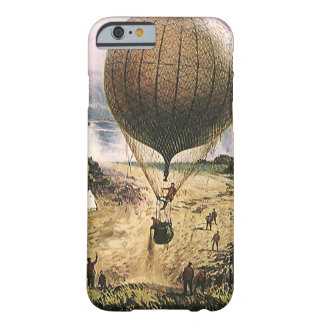 Vintage Transportation, Hot Air Balloon Dirigibles Barely There iPhone 6 Case