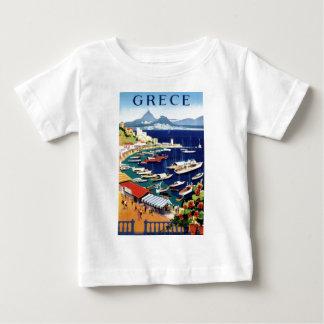 Vintage Travel Athens Greece Baby T-Shirt