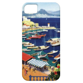 Vintage Travel Athens Greece iPhone 5 Cases