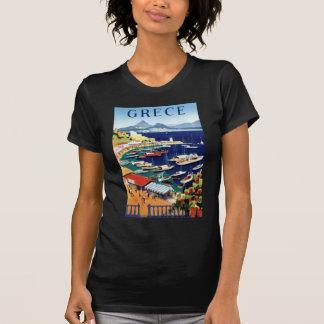 Vintage Travel Athens Greece Shirt