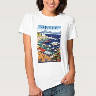 Vintage Travel Athens Greece T-shirt
