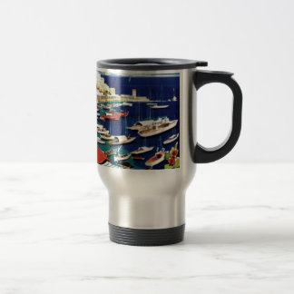 Vintage Travel Athens Greece Travel Mug