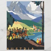 Vintage Travel Austria