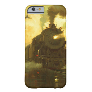 Vintage Travel By Train Case-mate iPhone 6 Case