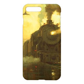 Vintage Travel By Train iPhone 7 Plus Case