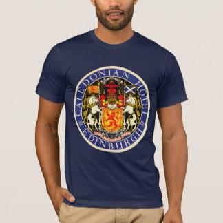Vintage Travel Caledonian Hotel Edinburgh Scotland T-Shirt