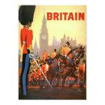 Vintage Travel, Great Britain England, Royal Guard Custom Announcements
