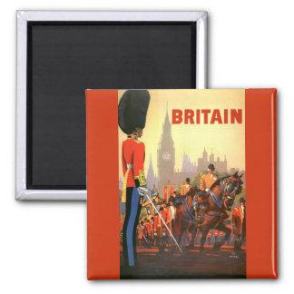 Vintage Travel Great Britain England Royal Guard Magnets