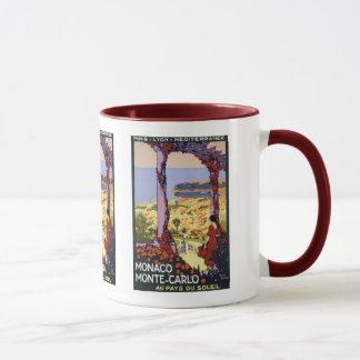 Vintage Travel - Monaco Monte-Carlo Mug