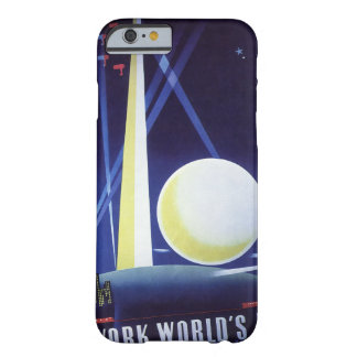 Vintage Travel, New York City World's Fair 1939 Barely There iPhone 6 Case