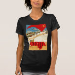 Vintage Travel Odessa Ukraine Soviet Union T-Shirt