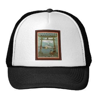 Vintage Travel Poster 12 Trucker Hat