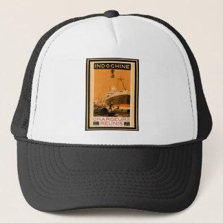 Vintage Travel Poster 36 Trucker Hat