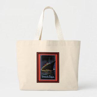 Vintage Travel Poster 61 Bag
