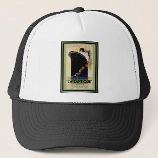 Vintage Travel Poster 6 Trucker Hat