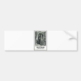 Vintage Travel Poster Ad Retro Prints Bumper Sticker