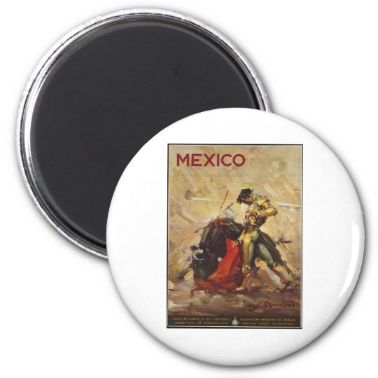 Vintage Travel Poster Ad Retro Prints Magnet