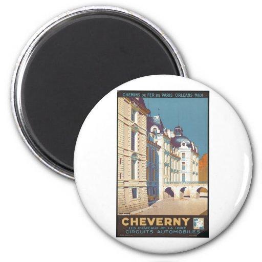 Vintage Travel Poster Ad Retro Prints Magnets