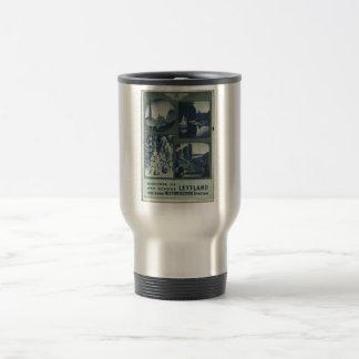 Vintage Travel Poster Ad Retro Prints Coffee Mugs