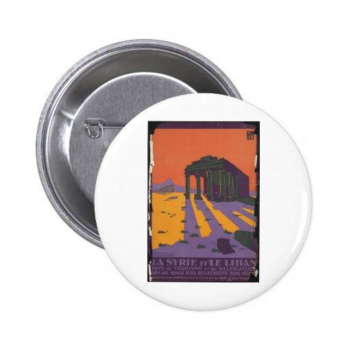 Vintage Travel Poster Ad Retro Prints Pin