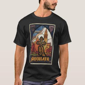 Vintage Travel Poster Ad Retro Prints T-Shirt