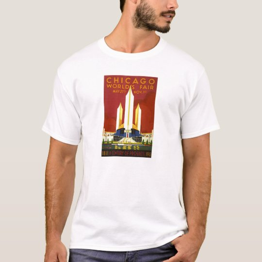 Vintage Travel Poster Ad Retro Prints T-Shirt