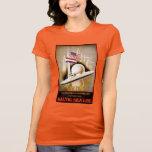 Vintage Travel Poster: Baltic Sea Line New York T-Shirt