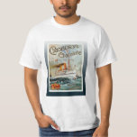 Vintage travel poster, Cadbury's Chocolate T-Shirt