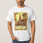 Vintage travel poster, Humber, British luxury cars T-Shirt