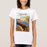 Vintage-Travel-Poster-Puerto-Rico T-Shirt