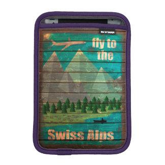 Vintage Travel Poster Sleeve For iPad Mini