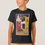 Vintage-Travel-Poster-Spain T-Shirt
