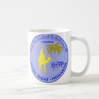 Vintage Travel Poster, Tunisia, Tunisie, Africa Classic White Coffee Mug