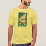 Vintage Travel Posters: East Asiatic Co. T-Shirt