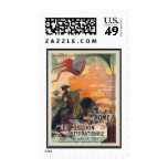 Vintage travel Rome Italy - Postage
